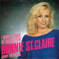 Cover Bonnie St. Claire - I Won't Stand Between Them [1982]